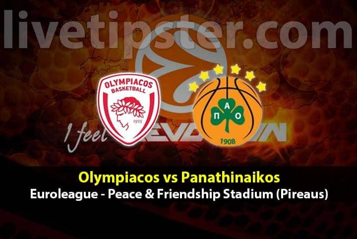 Olympiacos - Panathinaikos live