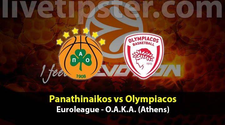 Panathinaikos v Olympiacos live streaming