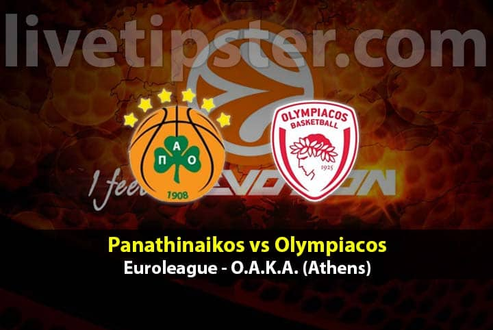 Panathinaikos v Olympiacos live streaming