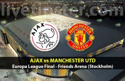 Ajax v Man Utd live