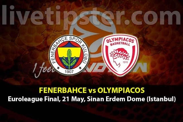 Fener - Olympiakos live