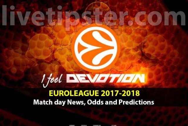 Euroleague Basketball predictions & news -Round 9