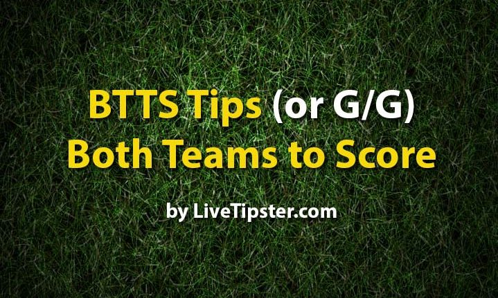 BTTS tips