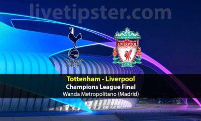 Tottenham - Liverpool prediction